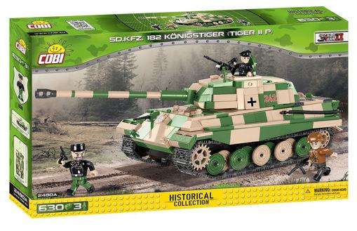"""COBI-2480A Tiger II Pz.Kpfw. VIB """"Kingtiger"""""""