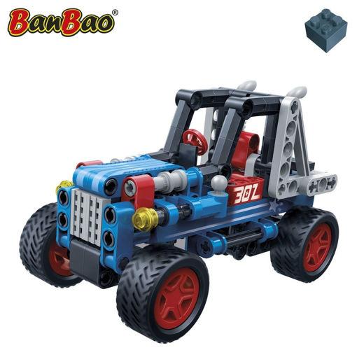Bild på BanBao 6960 HiTec Traktor Jango