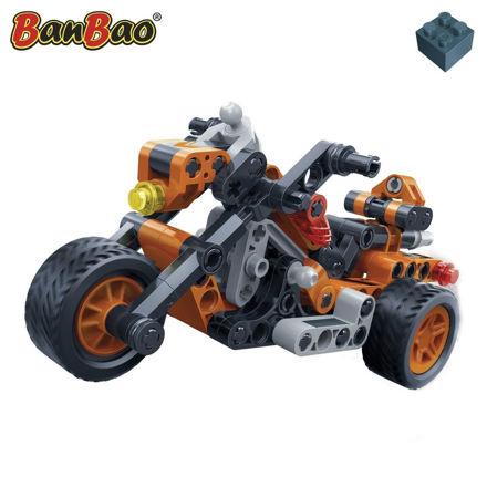 Billede af BanBao 6961 HiTec motorcykel Bullet