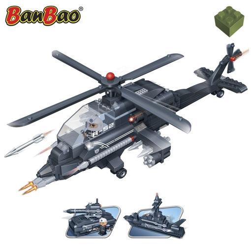 Billede af BanBao 8478 World Defence Kamphelikopter
