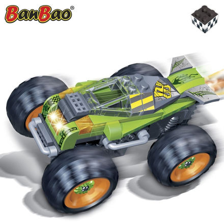 Picture of BanBao 8603 Racers Thunder