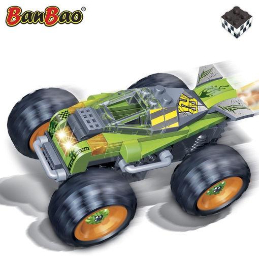 Billede af BanBao 8603 Racers Thunder