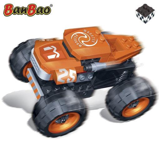 Bild på BanBao 8605 Racers Monster