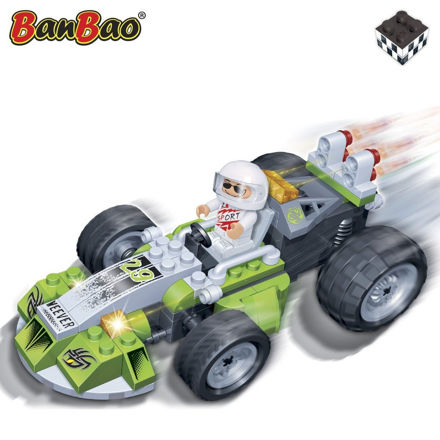 Picture of BanBao 8607 Racers Weever