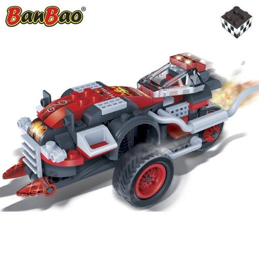 Bild på BanBao 8608 Racers Galileo