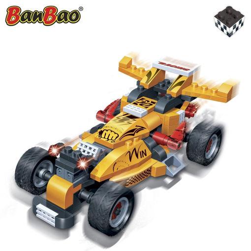 Bild på BanBao 8609 Racers Invincibility