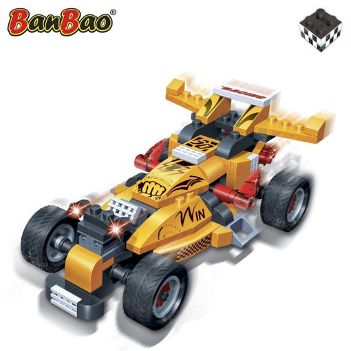 Picture of BanBao 8609 Racers Invincibility - DEMO