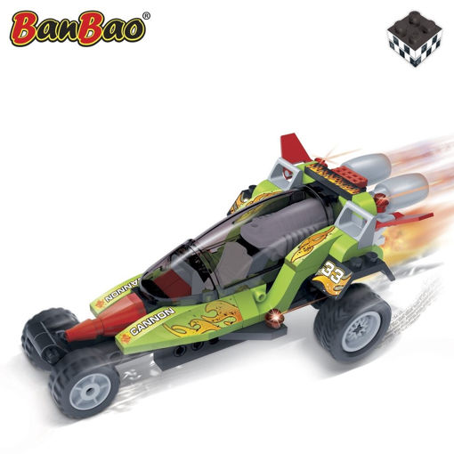Bild på BanBao 8613 Racers Cannon
