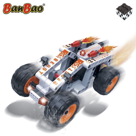 Picture of BanBao 8617 Racers Beast