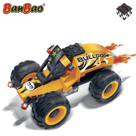 Picture of BanBao 8618 Racers Bulldog