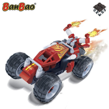 Picture of BanBao 8621 Racers Booster
