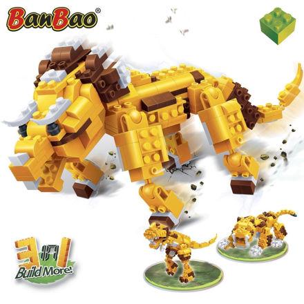 Bild på BanBao 6852 Creatables Forhistorisk løve