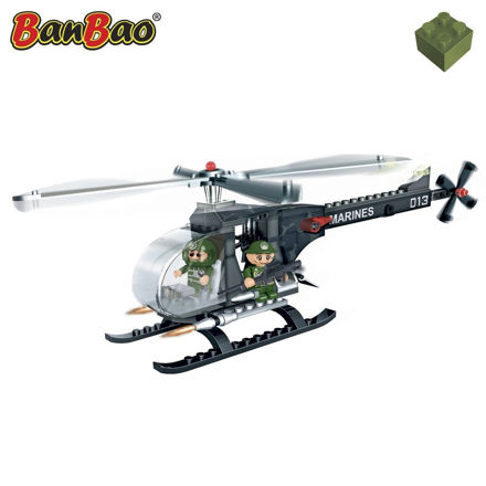 Picture of BanBao 8243 World Defence M2 Helikopter