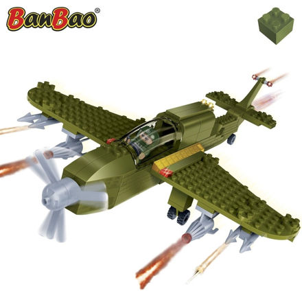 Picture of BanBao 8244 World Defence USAF Kampfly