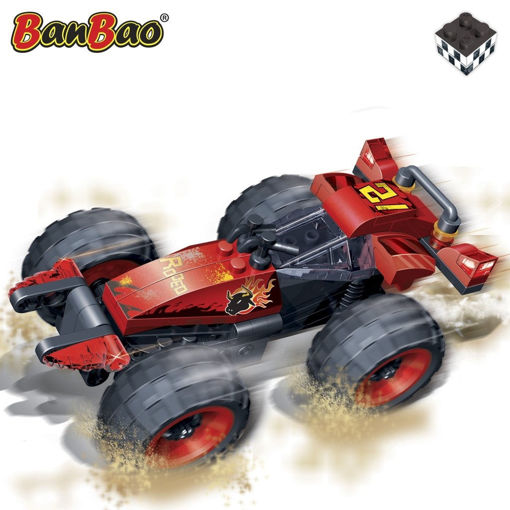 Bild på BanBao 8601 Racers Rodeo