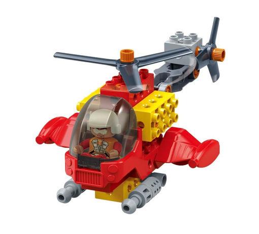 Bild på BanBao 9721 Helikopter