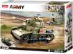 Sluban M38-0711 Medium WWII Italian tank 2in1