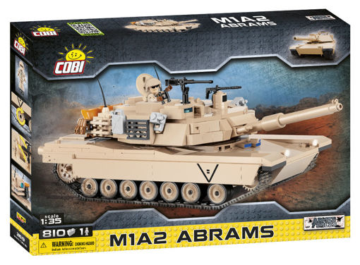 COBI 2619 Armed forces M1A2 Abrams