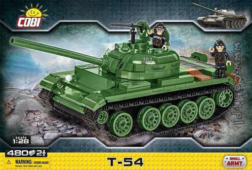 Cobi Small Army 2613 Tank T54