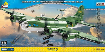 Boeing B-17F Flying Fortress Memphis Belle