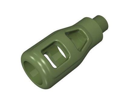 COBI-97700 Barrel brake, large, green