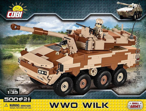 Cobi Armed forces 2617 WWO Wilk