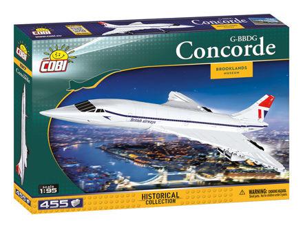 Cobi 1917 - Concorde G-BBDG