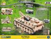 COBI WW2 2528 Sturmpanzer II