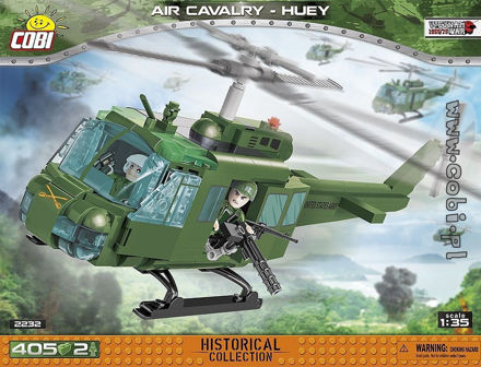COBI 2232 Air Cavalary Huey