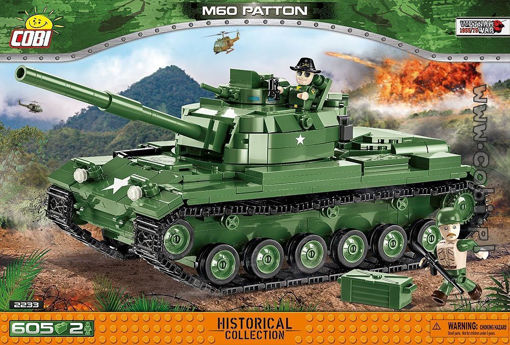 COBI 2233 M60 Patton Vietnam War