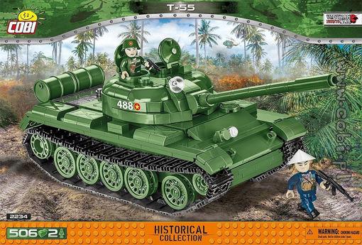 COBI 2234 T-55 Vietnam war