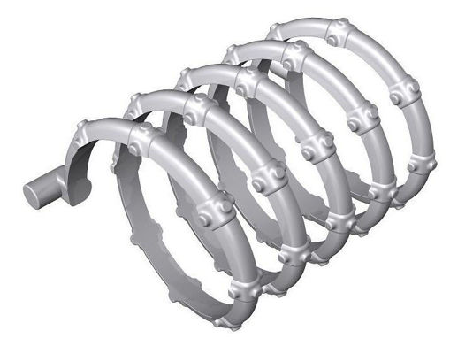 COBI-124694 Barbed wire