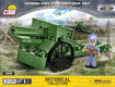 COBI Great War 2981 155 mm Field Howitzer 1917 - Fransk howitzer