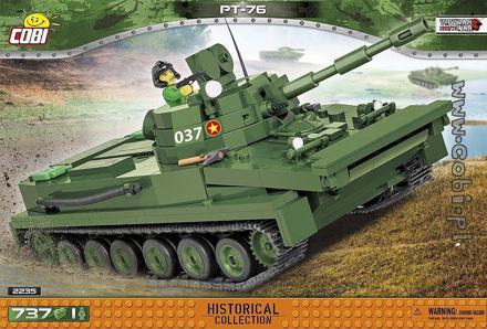 COBI 2235 PT-76