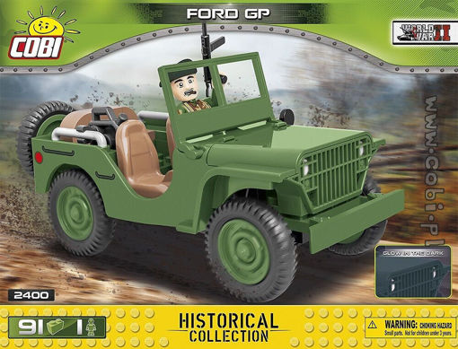 Cobi WW2 2400- Ford GP