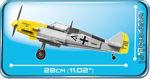 Cobi Small Army WW2 5715 - Messerschmitt BF 109 F-2