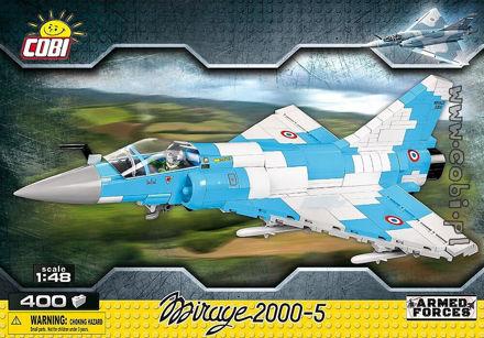 Cobi 5801 Armed Forces Mirage 2000-5
