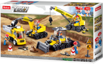 Sluban M38-B0810 -  Contractor machines