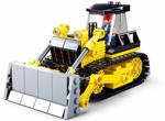 Sluban M38-B0802 - Bulldozer