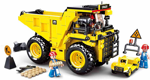 Sluban M38-B0806 - Dump truck
