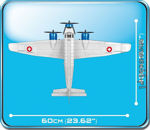 Cobi Small Army WW2 5711- Junkers Ju52 / 3m