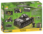 Cobi Small Army WW2 2534 Panzer 1 Ausf. A