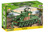 COBI WW2 2533- M4A3E8 Sherman Easy Eight