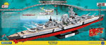 Small Army  WW2 COBI-4819 - Bismarck Battleship