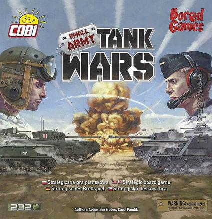 COBI-22104 Tank Wars - Krigs-brætspil med klodser