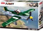 Sluban WWII M38-0857 Amerikansk jagerfly