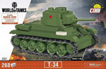 World of Tanks COBI-3061 T-34