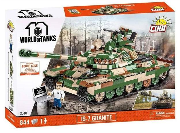 World of Tanks COBI-3040 IS-7 Granite