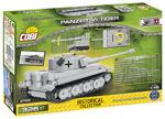WWII COBI-2703 Panzer VI Tiger