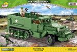 COBI WW2 2536 - M3 Half - Track APC